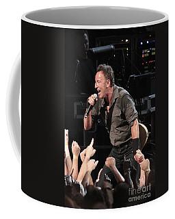 Musician Bruce Springsteen Coffee Mug
