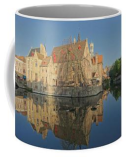 Bruge Reflections Coffee Mug