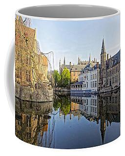 Bruges Reflections 2 Coffee Mug