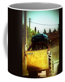 Brunello Taxi Coffee Mug