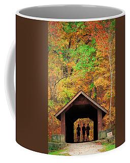 Brush Creek Covered Bridge Coffee Mug