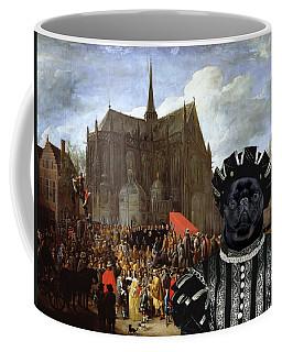 Brussels Griffon  - Belgium Griffon Art Canvas Print Coffee Mug
