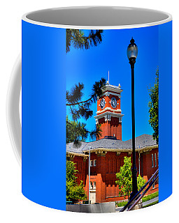 Bryan Hall At Washington State Coffee Mug