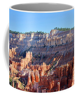 Coffee Mug featuring the photograph Bryce Amphitheater by Jemmy Archer