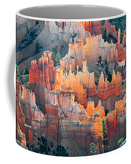 Bryce Canyon At Sunrise Coffee Mug