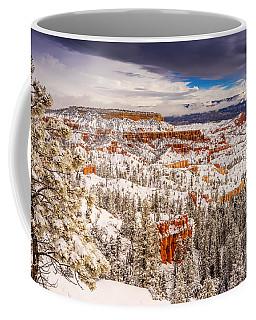 Bryce Canyon Winter Coffee Mug