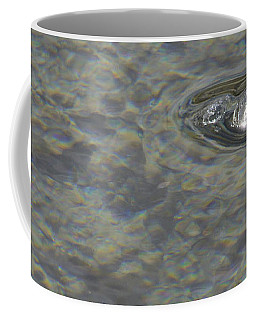 Coffee Mug featuring the photograph Bubble Bubble by Nadalyn Larsen
