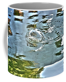 Bubble Reflection Coffee Mug
