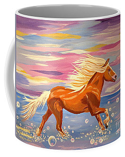 Bubble Run Coffee Mug