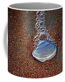 Bubble Shell Coffee Mug