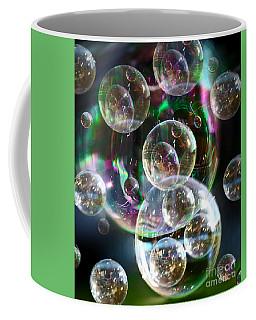 Bubbles And More Bubbles Coffee Mug