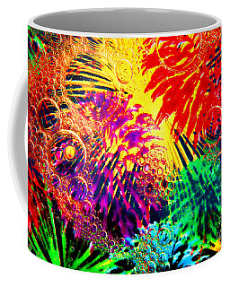 Coffee Mug featuring the photograph Bubbles by Geraldine DeBoer