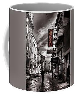 Bucharest Street Coffee Mug