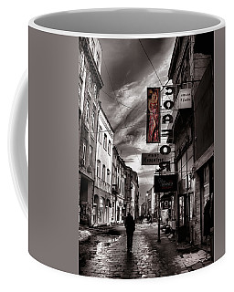 Bucharest Street Coffee Mug