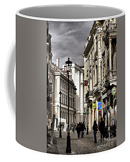 Bucharest The Little Paris Coffee Mug