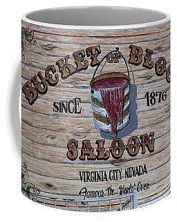 Bucket Of Blood Saloon 1876 Coffee Mug