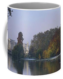 Buckingham Palace, City Of Westminster Coffee Mug