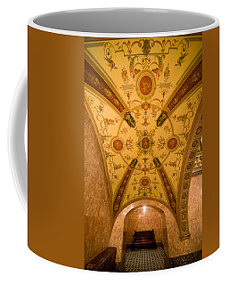 Budapest Opera House Foyer Ceiling Coffee Mug