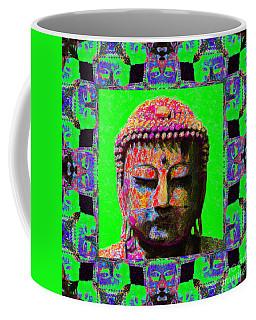 Buddha Abstract Window 20130130m180 Coffee Mug