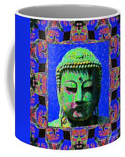 Buddha Abstract Window 20130130m68 Coffee Mug