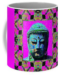 Buddha Abstract Window 20130130p0 Coffee Mug
