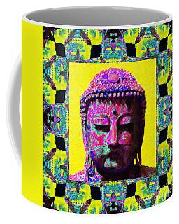 Buddha Abstract Window 20130130p120 Coffee Mug