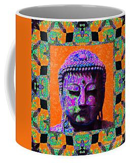 Buddha Abstract Window 20130130p85 Coffee Mug