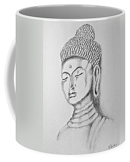 Buddha Study Coffee Mug
