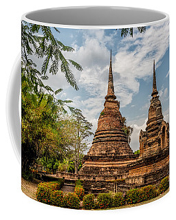 Buddhist Park Coffee Mug