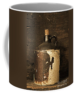 Buddy Bear Moonshine Jug Coffee Mug by John Stephens