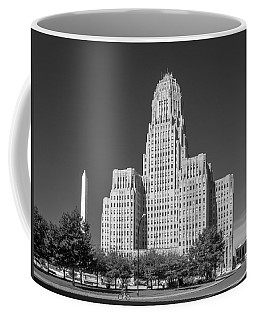 Buffalo City Hall 0519b Coffee Mug