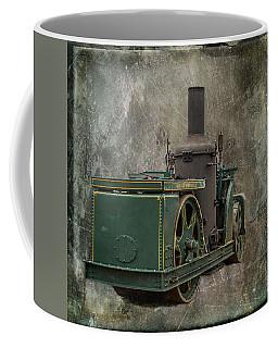 Buffalo Springfield Steam Roller Coffee Mug by Paul Freidlund