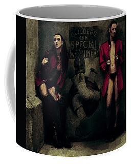 Builders Coffee Mug