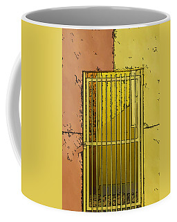 Building Access Denied Coffee Mug