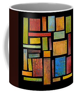 Building Blocks Three Coffee Mug