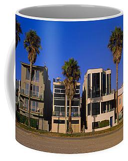 Buildings In A City, Venice Beach, City Coffee Mug