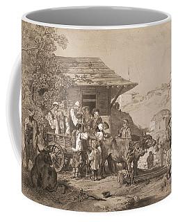 Bulgarians Near Varna, Printed By Lemercier, Paris Litho Coffee Mug