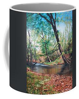 Bull Creek Coffee Mug
