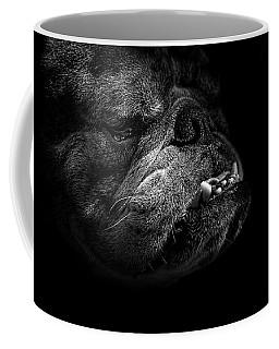 Bull Dog Coffee Mug by Bob Orsillo