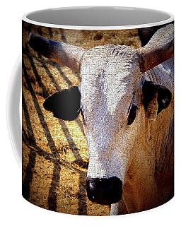 Bull Riders - Nightmare - Rodeo Bull Coffee Mug