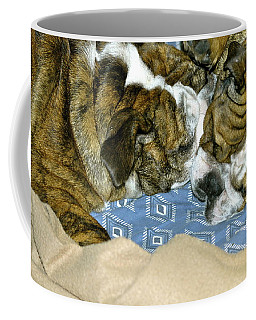 Bulldog Love Forever  Coffee Mug