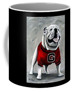 Uga Bullog Damn Good Dawg Coffee Mug