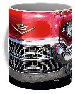 Bullet Bumpers - 1956 Cadillac Coffee Mug