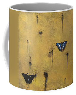 Bullets And Butterflys Coffee Mug