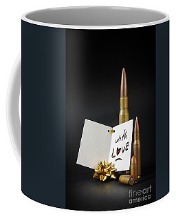 Bullets For You Coffee Mug