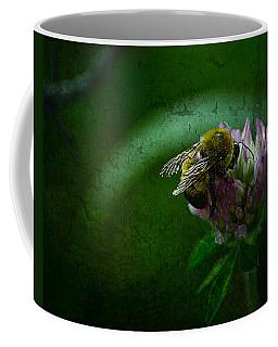 Bumble Bee Tattered Wings Art 2 Coffee Mug