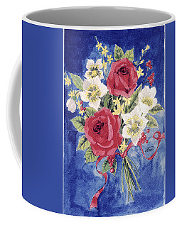 Bunch Of Flowers Coffee Mug