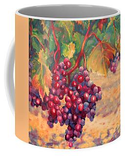Bunch Of Grapes Coffee Mug