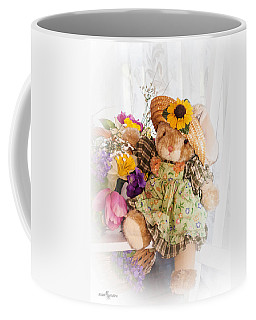 Bunny Expressions Coffee Mug