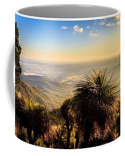 Bunya Mountains Landscape Coffee Mug